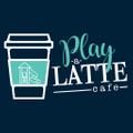 Play-A-Latte Cafe Logo
