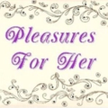 Pleasures For Her USA Logo