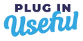 Plug In Useful USA Logo