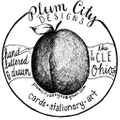 Plum City Designs Logo