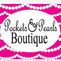 Pockets and Pearls Boutique Logo