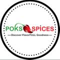 POKS Spices Logo