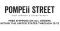 Pompeii Street Soap Co. Logo