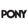 PONY® Official Online Store Logo