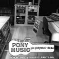 Pony Music Logo