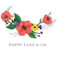 Poppy Lane & Co. logo