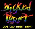 Wicked Thrift USA Logo