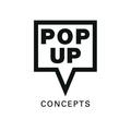 Pop Upncepts Logo