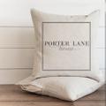 Porter Lane Home Logo