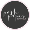 Posh Paper logo