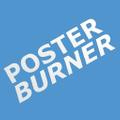 Posterburner logo