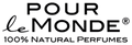 Pour le Monde Natural Perfumes Logo