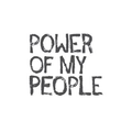 Power Of My People Logo