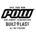 POW Gloves USA Logo