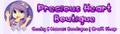 Precious Heart Boutique Logo