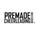 PremadeCheerleadingMusic.com Logo