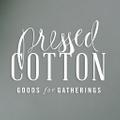 pressedcotton.com Logo