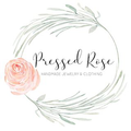 Pressed Rose Jewelry Logo