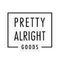 Pretty Alright Goods USA Logo