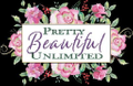 Pretty Beautiful Unlimited Logo