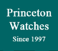 Princeton Watches Logo