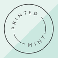 Printed Mint Logo