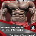 Professional Muscle Store logo