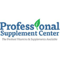 Professional Supplement Center Logo