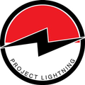 Project Lightning Clothing Logo