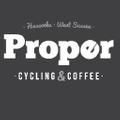 Proper Cycling & Coffee Logo