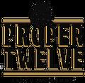 Proper Whiskey Logo