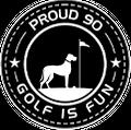 Proud 90 Logo