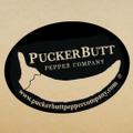 PuckerButt Pepper Logo