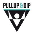Pullup & Dip Logo