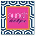 Punch Boutique USA Logo