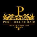 PURE DELUXE HAIR logo