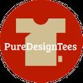 PureDesignTees Logo