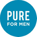 Pure for Men Logo