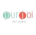 Purjoi Nail Studio Logo