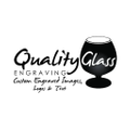Quality Glass Engraving Logo