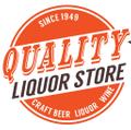 Quality Liquor Store Logo