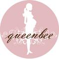 Queen Bee Maternity Wear Logo