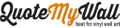 QuoteMyWall Logo
