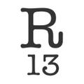 R13 Denim logo