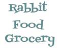 Rabbit Food Grocery Logo
