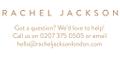 Rachel Jackson London Logo