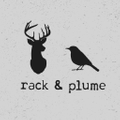 Rack and Plume Logo