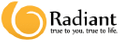 Radiant Health Magazine Logo