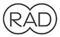 RAD Roller USA Logo