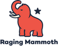 Raging Mammoth Logo